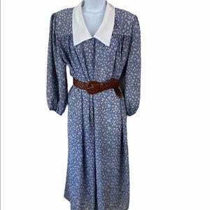 Vintage Robert Too NWT Cottage Core Dress